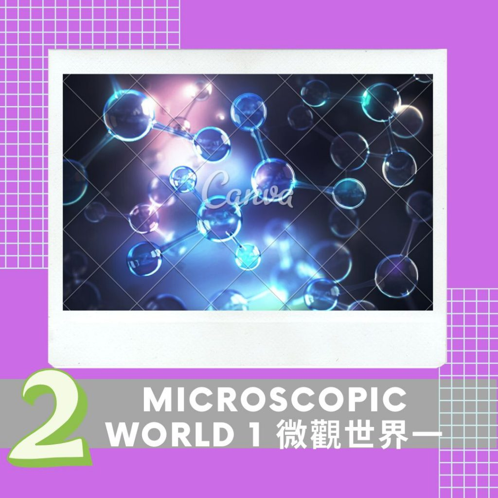 Topic 2. Microscopic World 1 微觀世界1???? 1