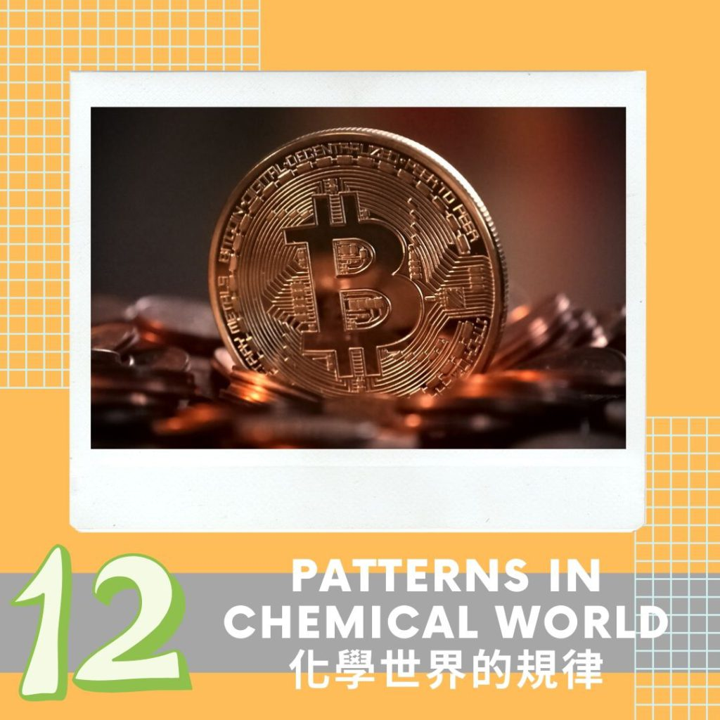 Topic 12. Patterns in Chemical World 化學世界的規律????